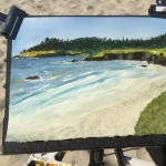 Pebble Beach from Carmel